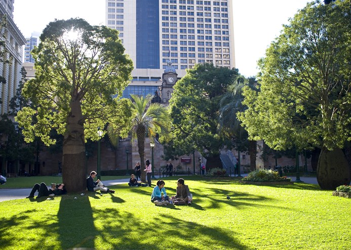 Anzac Square, Adelaide St.jpg